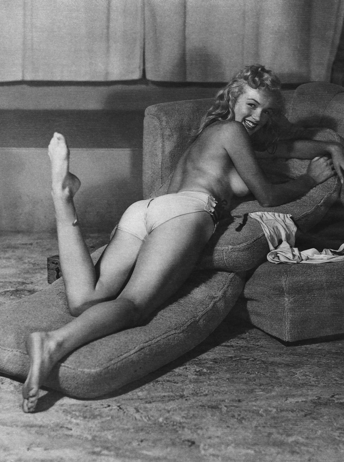 Valuable Naked photos of marilyn monroe can