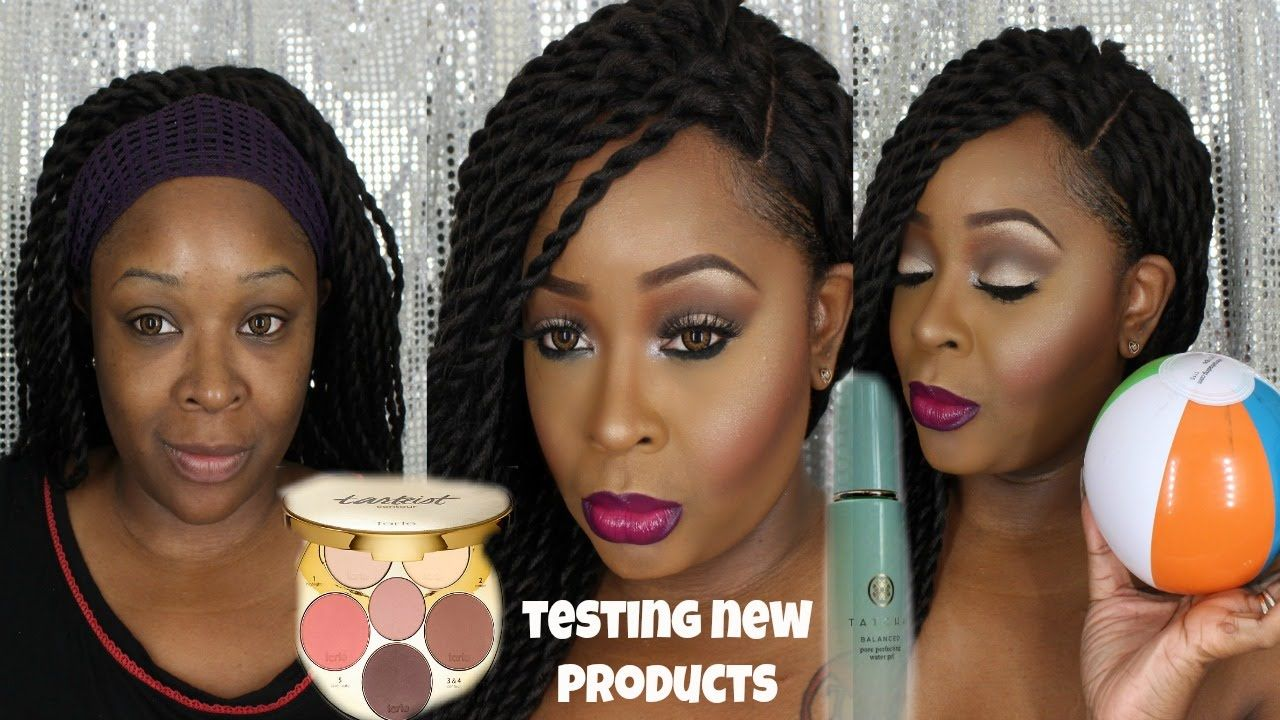 SUMMER SWEAT PROOF MAKEUP! TESTING NEW PRODUCTS!!