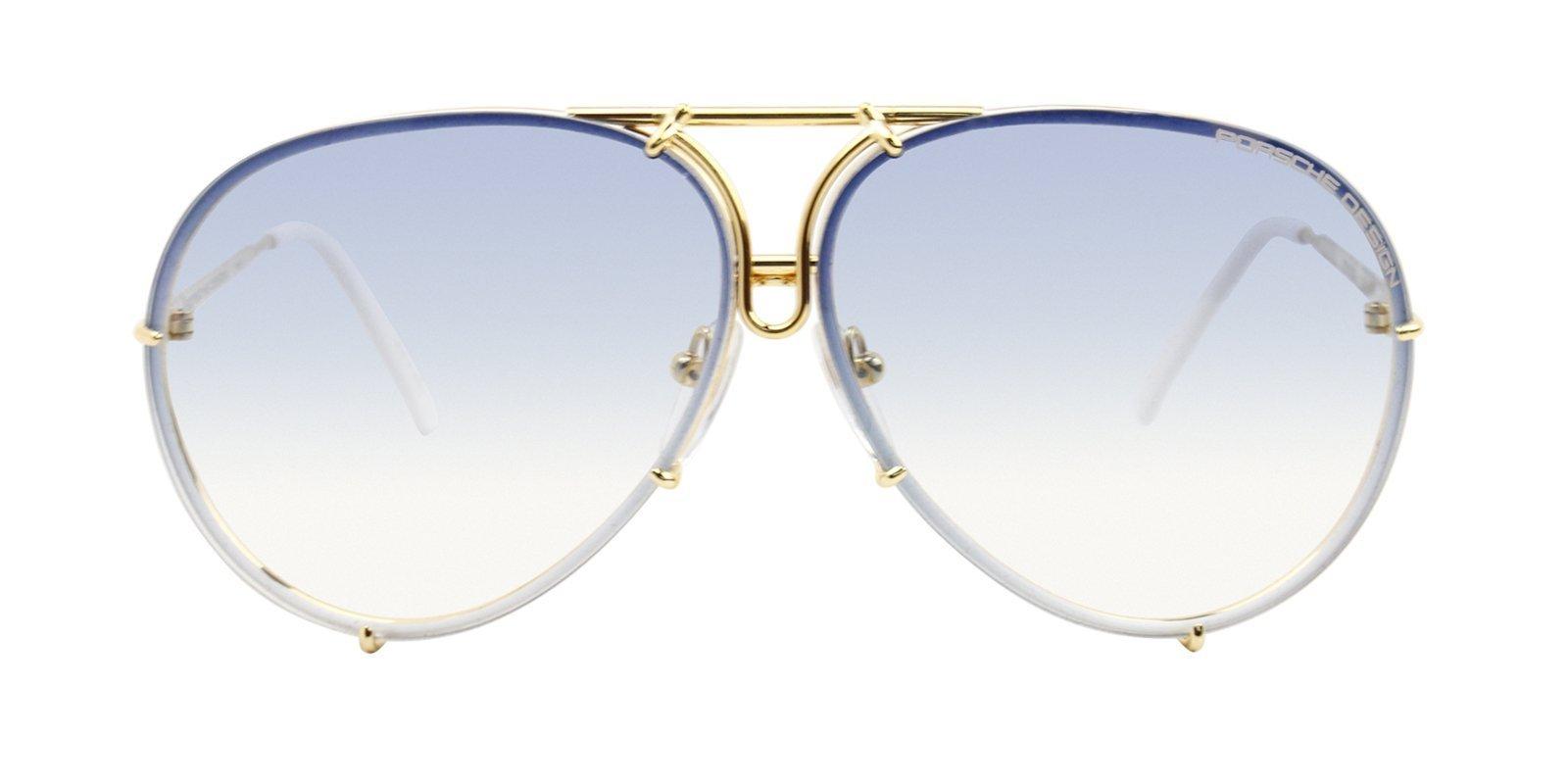 1a0915f07cc Porsche Design - P8478 Gold - Blue sunglasses in 2018