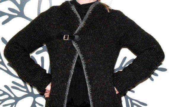 b64977d0791ca Iceland sweater. Viking cardigan. Woman s sweater. Long cardigan ...