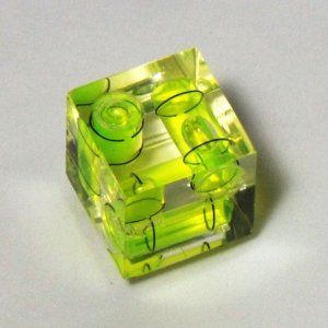 Level cube.