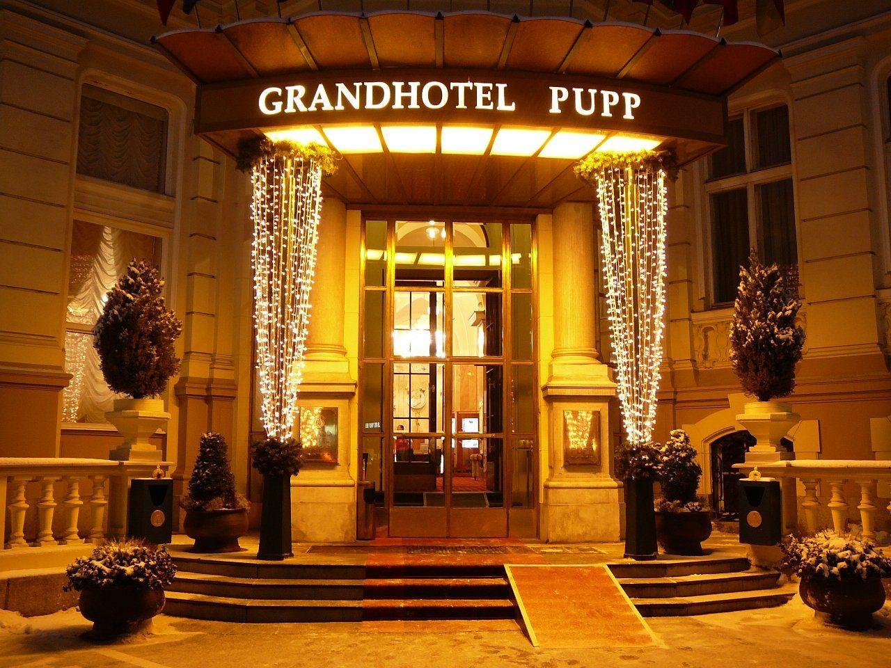A Weekend Break Celebrate Christmas At Grand Hotel Pupp Czech Hotels