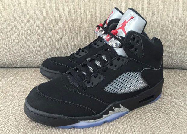 The Air Jordan 5 Retro