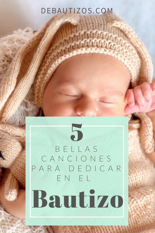 5 Lindas Canciones Para Los Hijos En Su Bautizo De Bautizos Canciones Para Bebés Bautizo Canciones