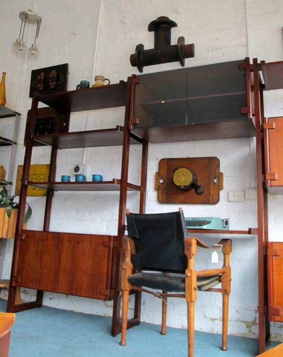 Catt Furniture Wall Unit - Model no. 143     Melbourne Retro ...