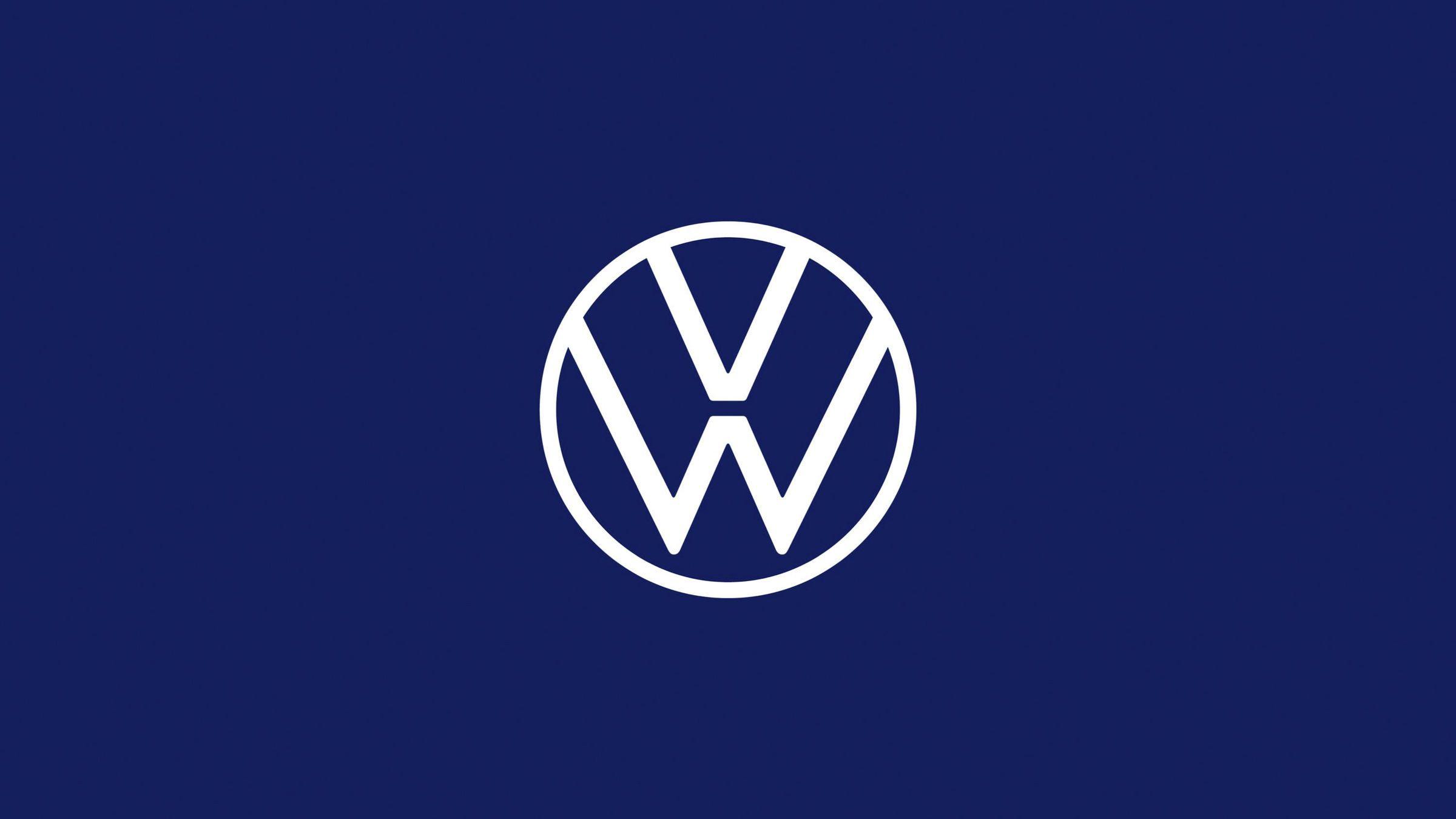 Volkswagen Unveils New Brand Design And Logo Volkswagen Newsroom In 2020 Volkswagen Volkswagen Company Logos