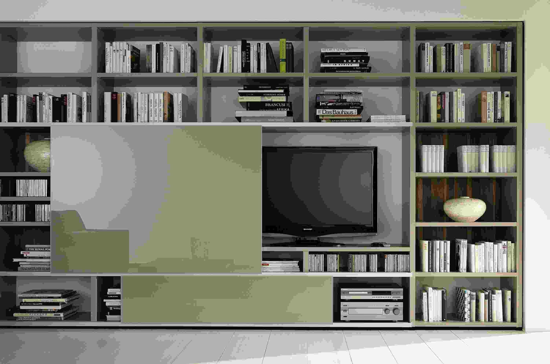 meuble tv bibliotheque en 40 idees pour organiser le rangement