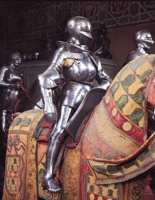 Eurotravelogue Artodysseys The Stibbert Museum In Florence Italy Medieval Armor Horse Armor Historical Armor