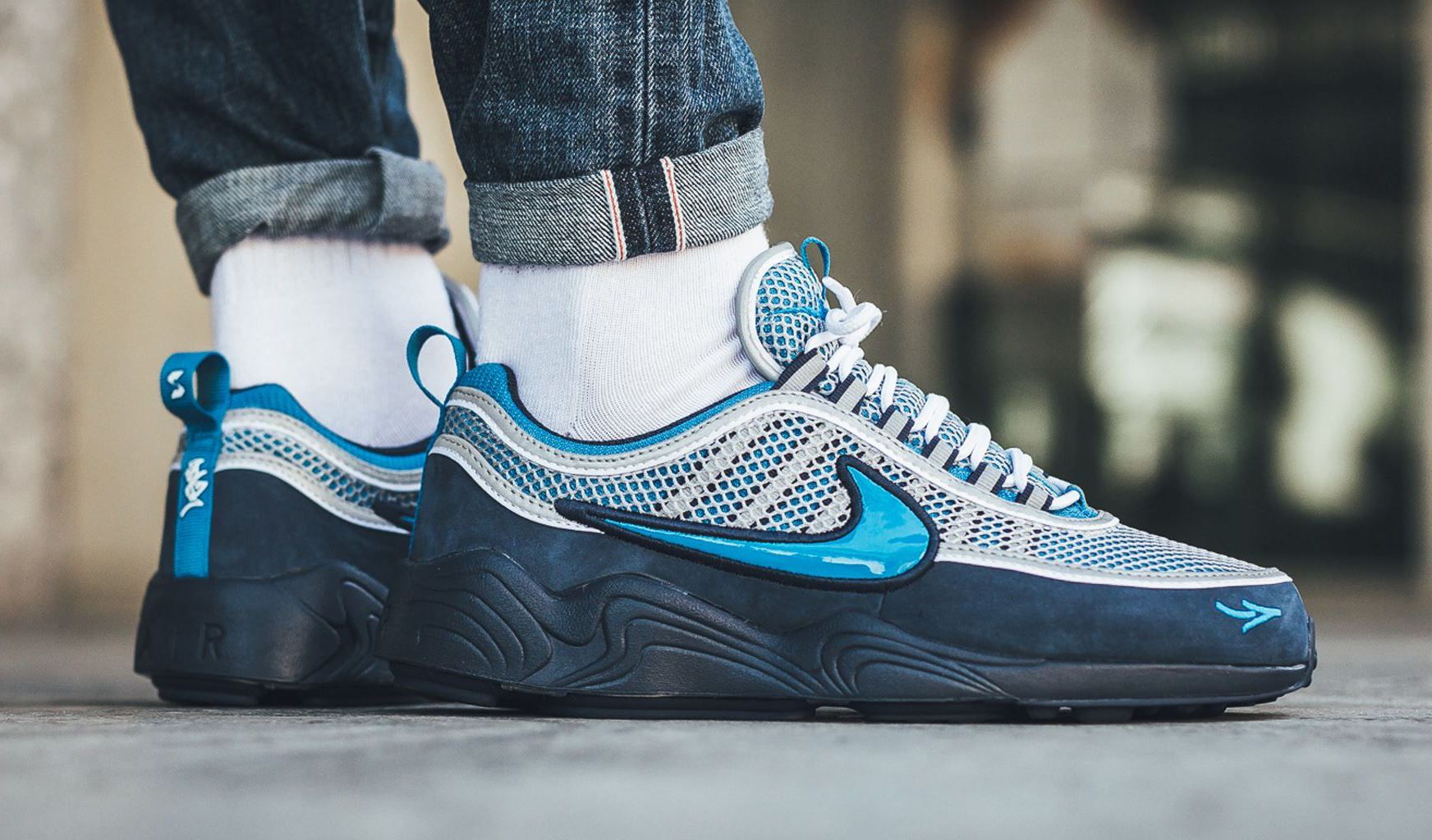 hot sale online 610b2 d8c78 ... discount code for is the stash x nike air zoom spiridon 16 on your must  cop