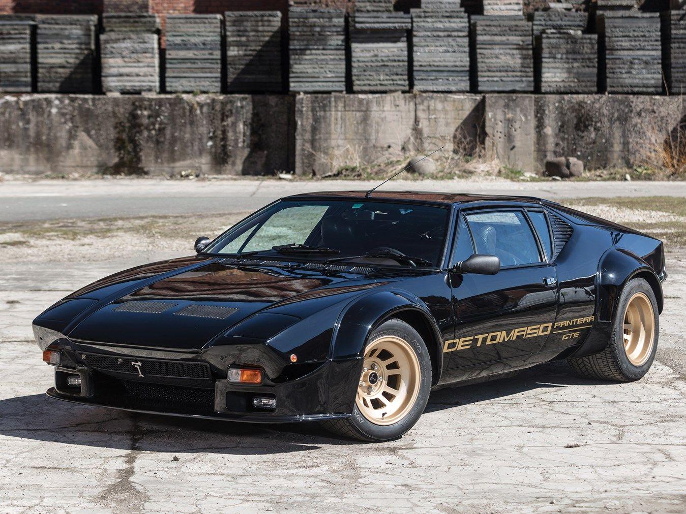 Detomaso Pantera Gt5 Pantera Car Classic Cars Super Cars