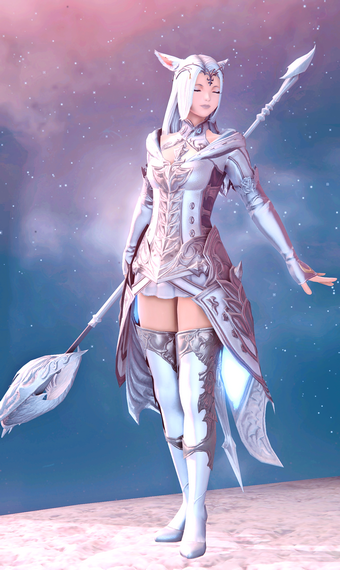 By Lohia Aihol From Cerberus Check It Out On Eorzea Collection Final Fantasy Xiv Final Fantasy 14 Fantasy Clothing