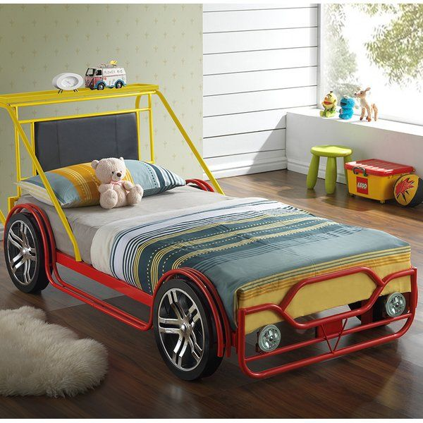 Best You Ll Love The Rodney Jeep Car Bed At Wayfair Co Uk 640 x 480