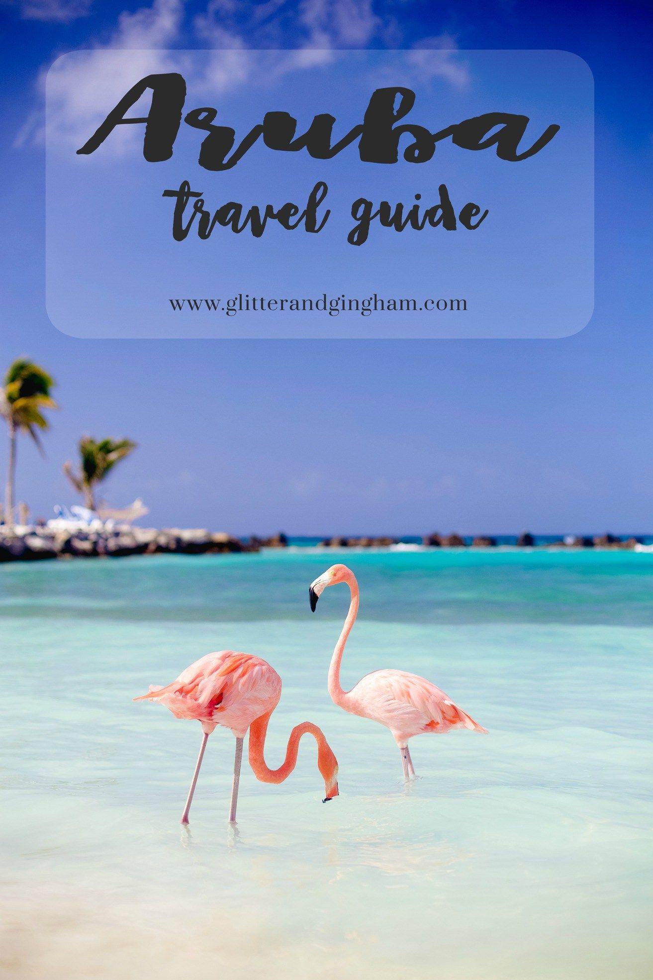 Caribbean Aruba Travel Guide Aruba tours