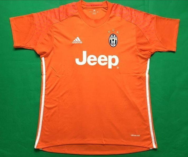 newest collection 85041 d6f2b Juventus 16/17 Orange Soccer Jersey | 16/17 Club Soccer ...