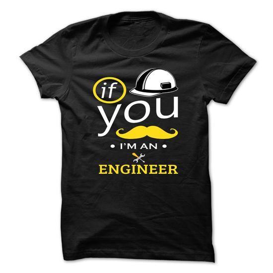 Mustache Tee Im an Engineer - #country shirt #tee spring. Mustache Tee Im an Engineer, sweater hoodie,swetshirt sweatshirt. BEST BUY =>...