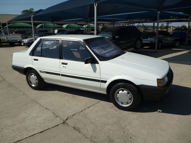 1987 Toyota Corolla For Sale Pre Owned Toyota Corolla 1 6 Gl