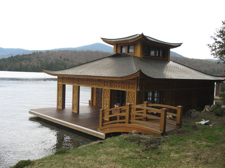 Japanese Wooden House Design Style