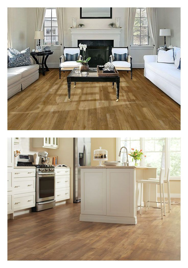 When you're looking for flooring that's durable, cost