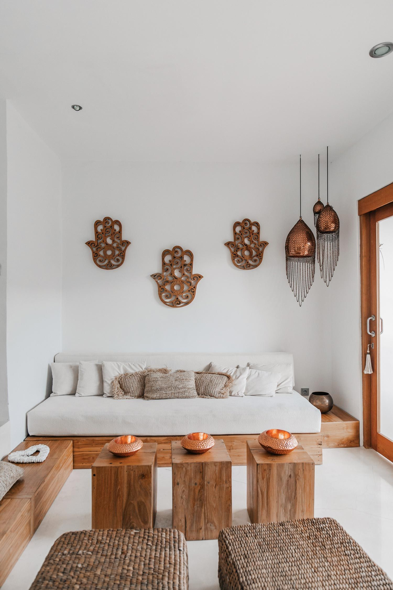 Bali Indonesia Trip Travel Photography Wanderlust Interior Design Home Decor Rose Gold Interior Design Living Room Gold Living Room Balinese Interior