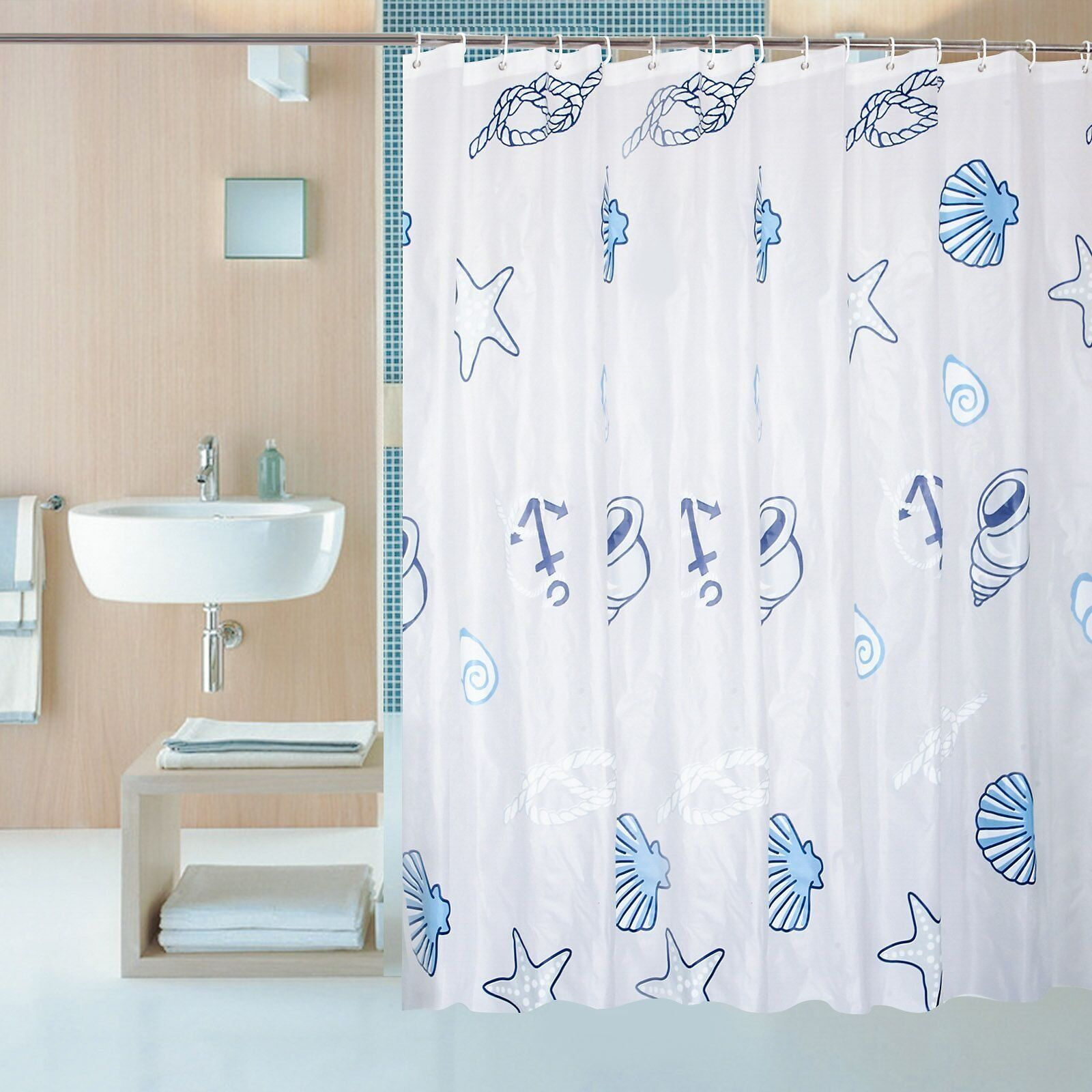 nylon liner curtain allmodern bath berning reviews pdp liners shower