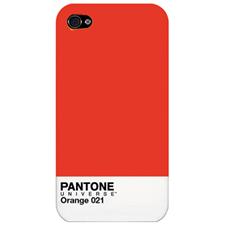 Pantone - iPhone Cases Color Orange 021