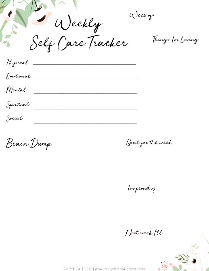 Pin on self care checklist