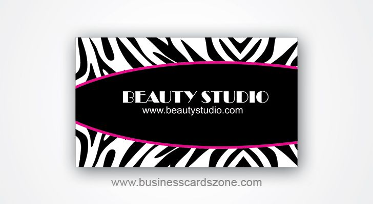 Free zebra print business cards design free business cards free zebra print business cards design reheart Images