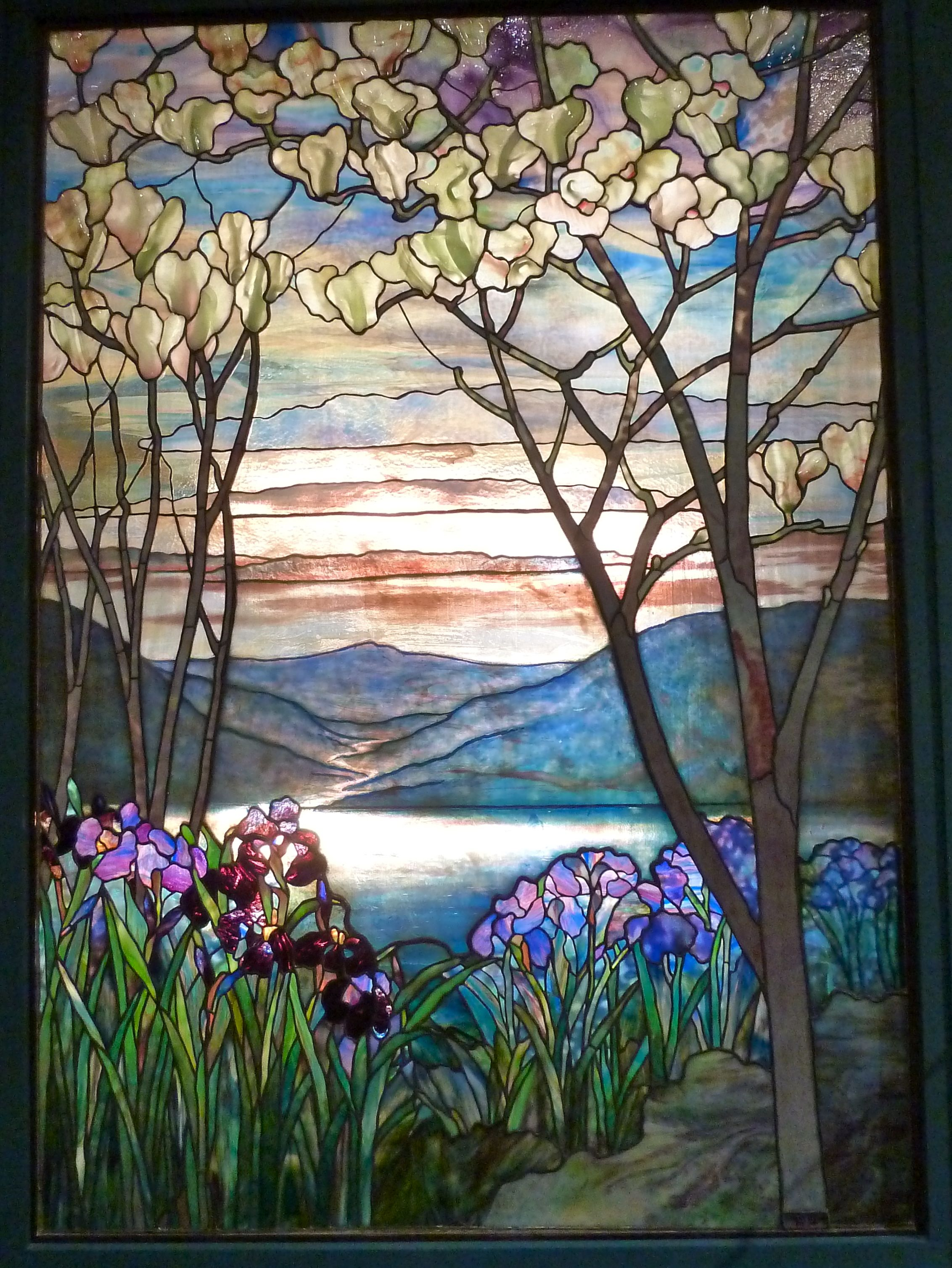 Tree Church Window Stained Glass Patterns Google Search