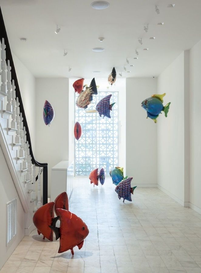 Philippe Parreno my room is another fish bowl 2016