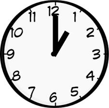 Image Result For 1 O Clock Clock Oclock Wall Clock