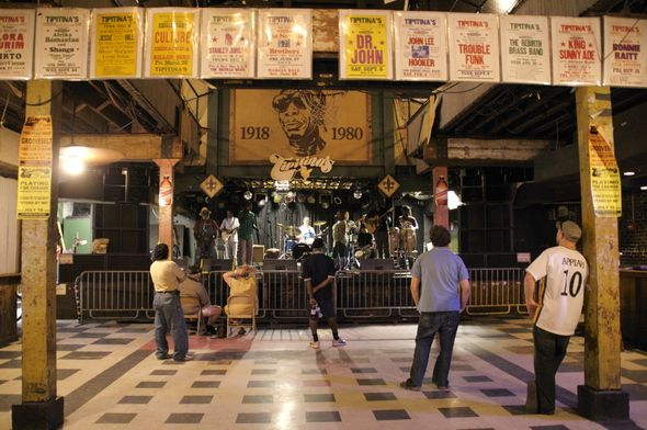 Tipitina S Uptown New Orleans New Orleans Louisiana New Orleans Crescent City
