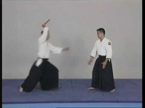 Aikido Christian Tissier Sankyo To Koshinage Youtube Aikido