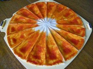 Pour mon Coup de Coeur du dimanche, une recette de EmyrkyFood Le blog Cuisine d'Emyrky Ingrédients: 1 pâte feuilletée du concentré de tomate (j'ai utilisé un tube de sauce tomate cuisinée oignons et ail de Panzani) des allumettes de jambon de la mozzarella...