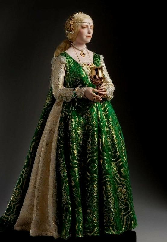 Pin by alice on medieval renaissance dress   Pinterest   Italian ...