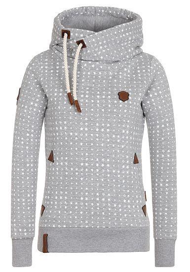 Naketano Damen Hoodie Grau kaufen zum besten Preis | DealSan