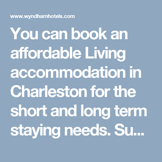You Can Book An Affordable Living Accommodation In