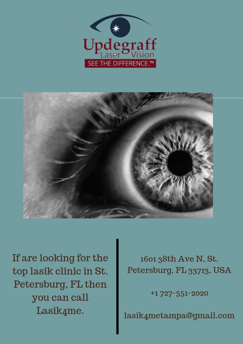 St Petersburg S Leading Lasik Surgery Clinic Contact Lasik4me Now