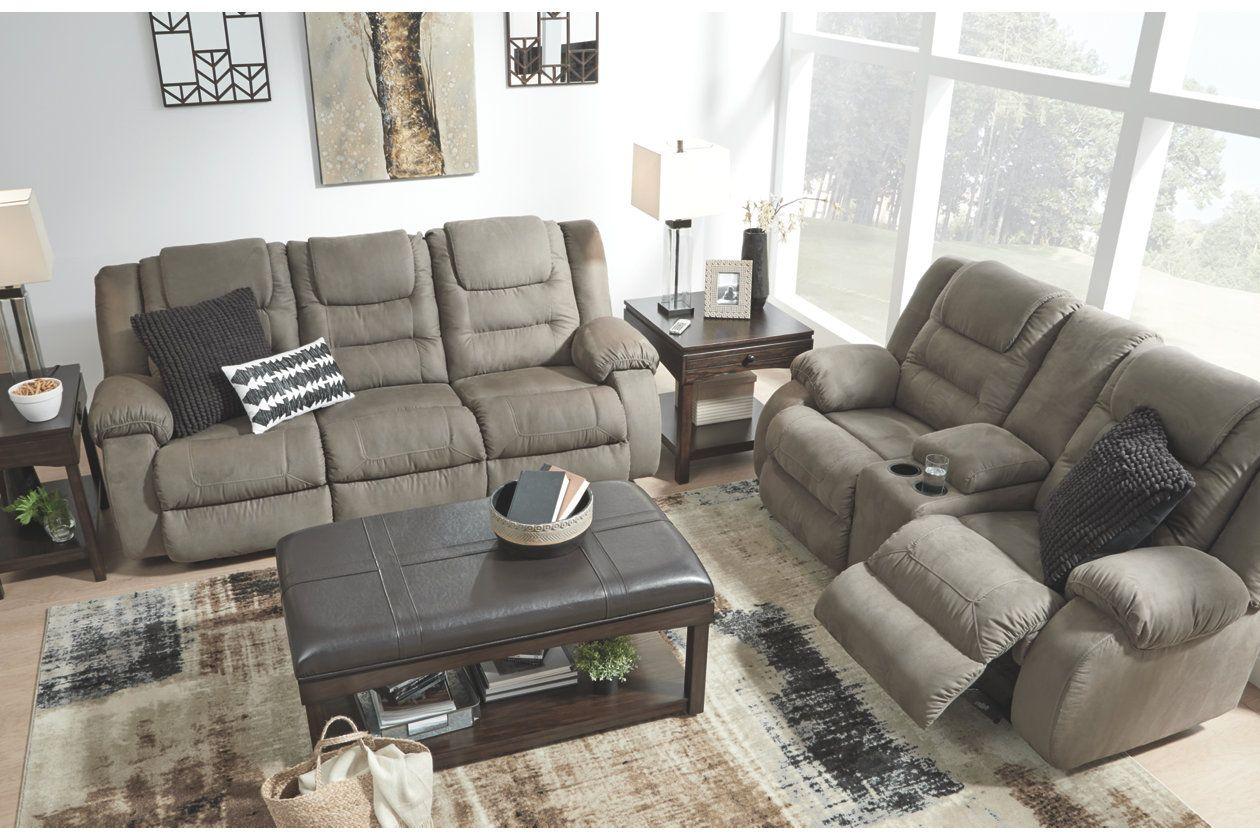 Mccade Reclining Sofa Ashley Furniture Homestore Reclining