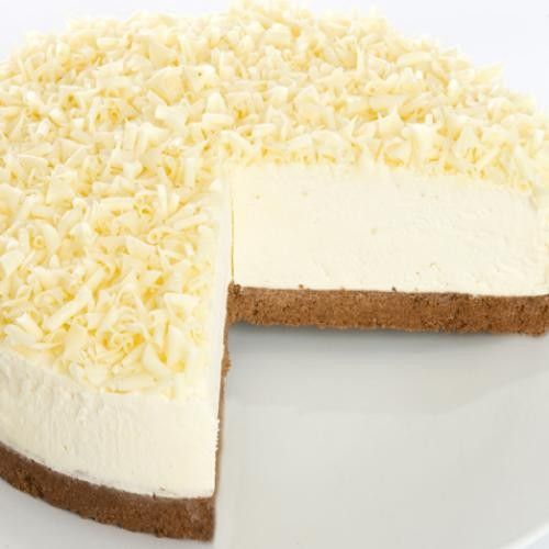 White Chocolate Cheesecake Slice (Single) (C702)