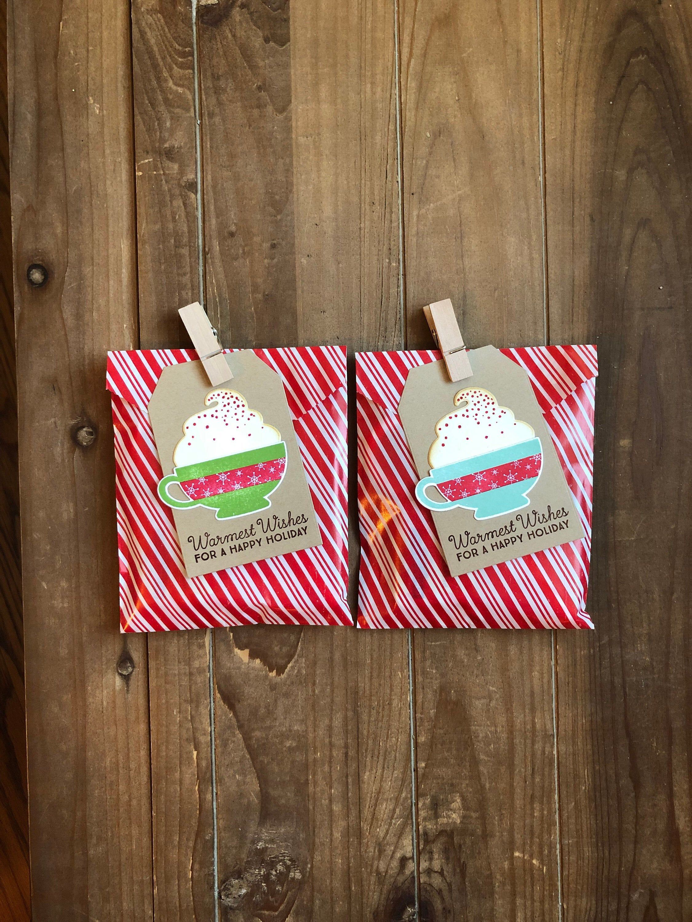 Cocoa favors 4hot chocolate treat baghot cocoa gift