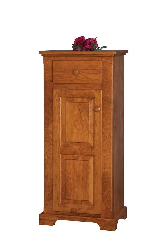 Amish Colonial Jelly Cupboard With Images Amish Furniture Wooden Doors Rustic Furniture
