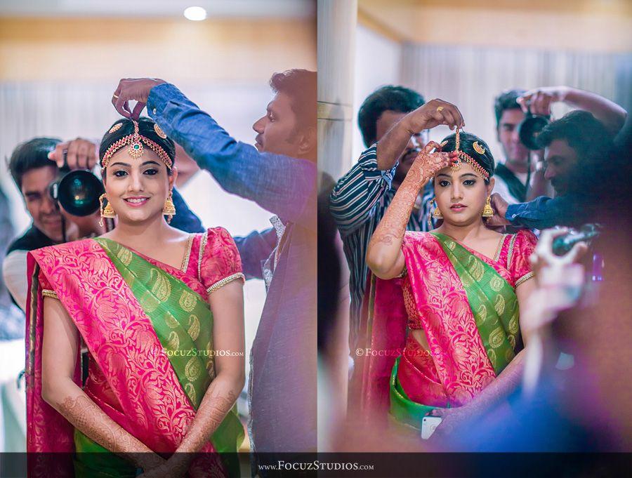 Tamilnadu Hindu Wedding   Indian wedding bride, Wedding