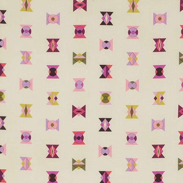 Acacia Fabric - Sugar Arrowheads - Tula Pink - Free Spirit - The ... : quilted castle - Adamdwight.com