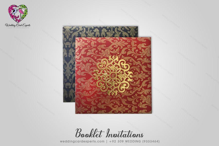 booklet wedding cards  wedding cards shadi card