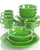 I would love these, I need some more dishes.