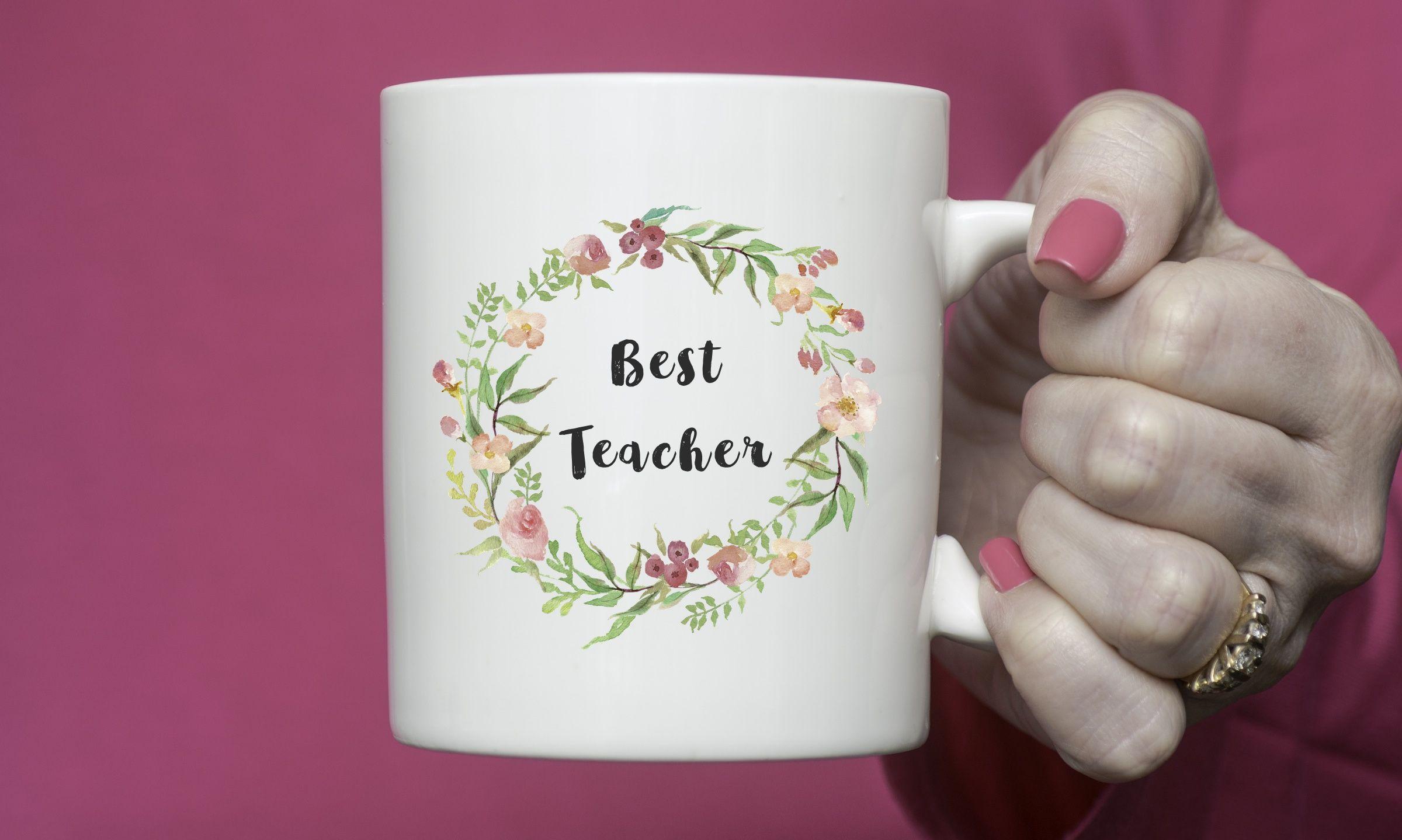 Lehrergeschenk, Weihnachtsgeschenk, Lehrertasse | HAPPY TEACHING ...