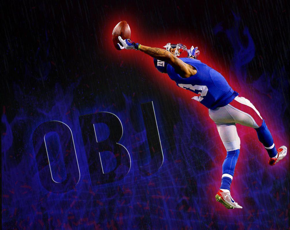 Odell Beckham Jr Wallpaper Odell Beckham Jr By Oceanvisuals