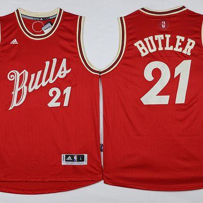 online retailer e08b6 f707c Jimmy butler christmas jersey | $40 Bulls Jerseys | Chicago ...