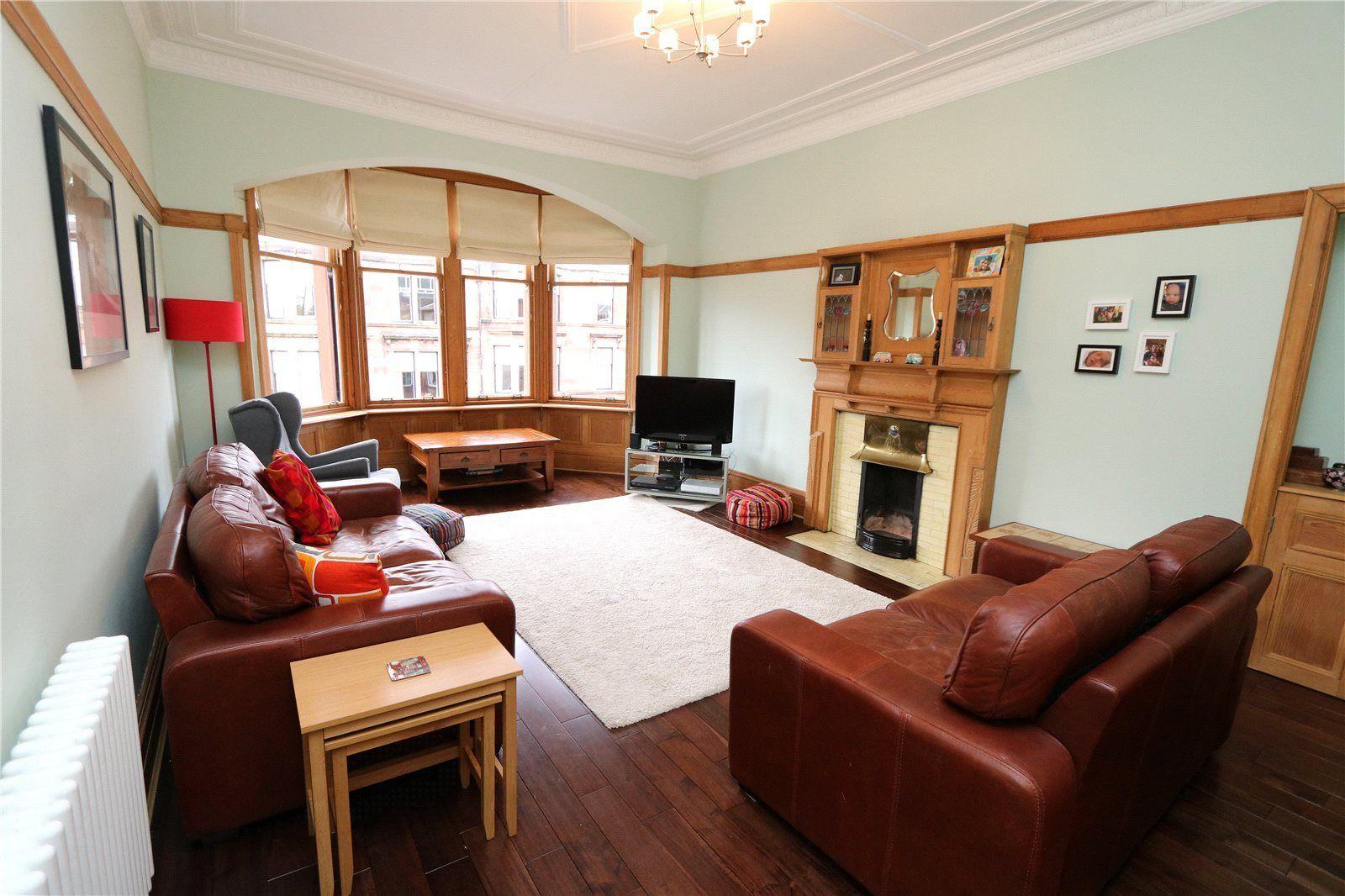3 bedroom apartment for sale in Falkland Street, Hyndland ...