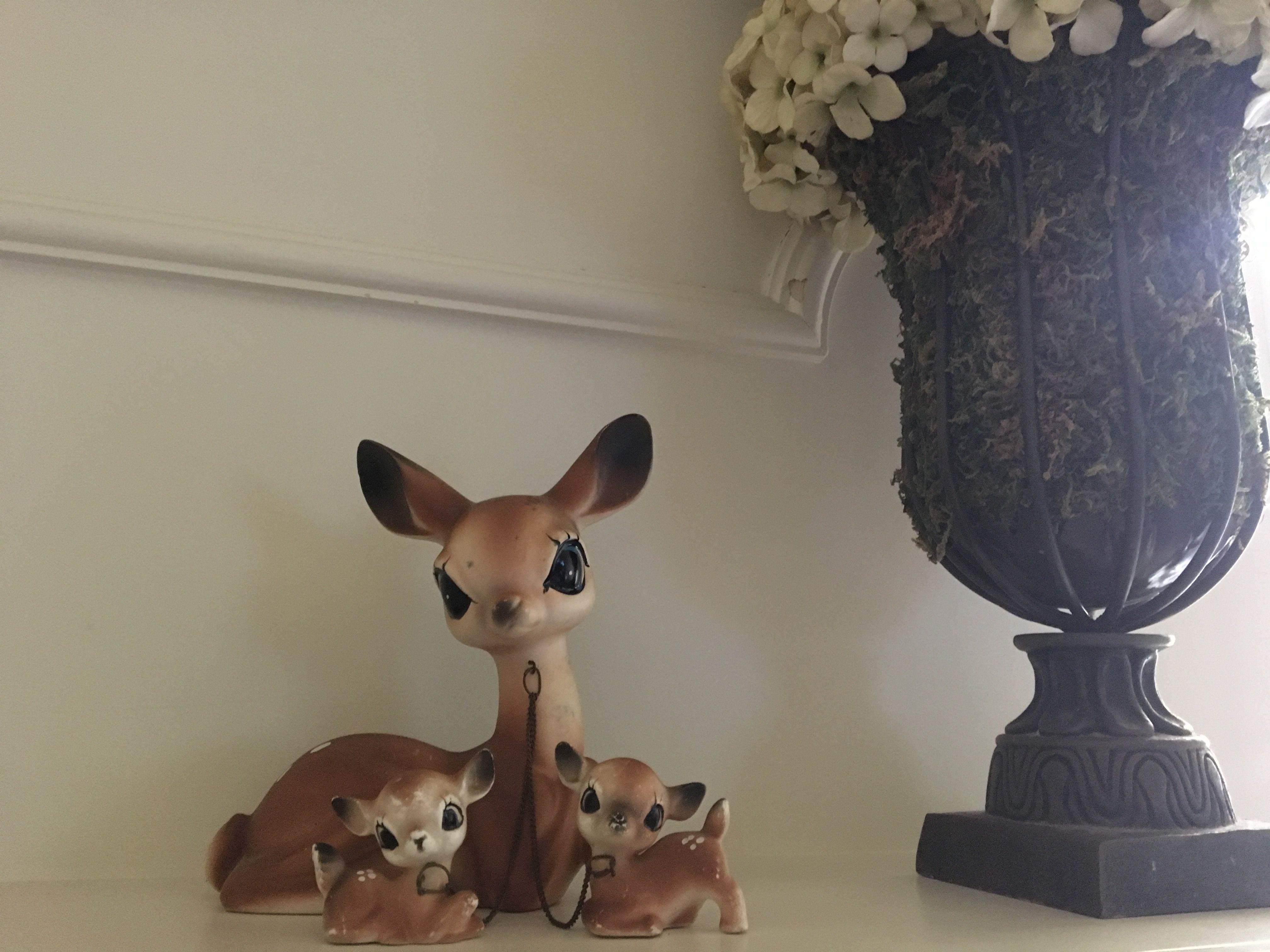 Wales Deer Made in Japan.  Found on etsy VintageAcorn70 shop.